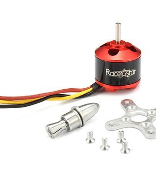 Racerstar BR2212 1400KV 2-4S Brushless Motor For RC Models