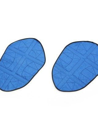 Reusable Auto-package Hands-free Shoe Covers 2pcs