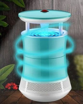 Indoor Electric Mosquito Killer Bug Zapper
