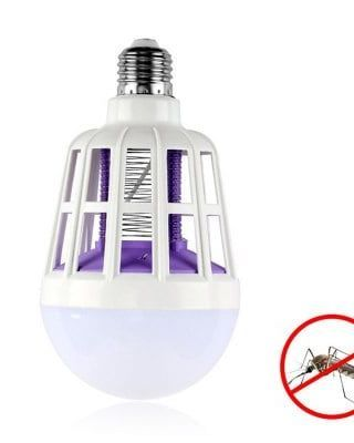 Bulb Electric Trap Mosquito Killer Light