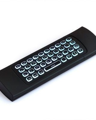 Air Mouse Remote Control with Keyboard