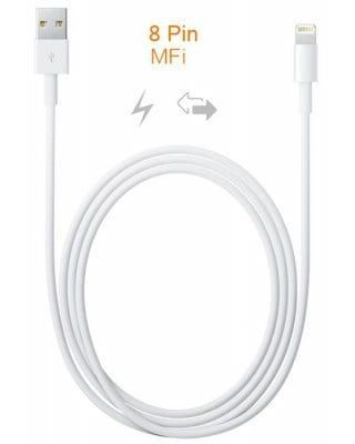 Xiaomi 1m 8 Pin Interface Cable for iPhone 8