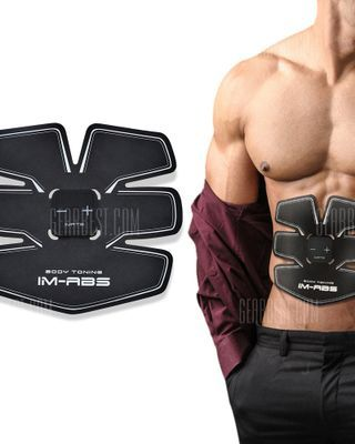 IMATE IM - 051 Smart Muscle Stimulator Training Gear for Abs