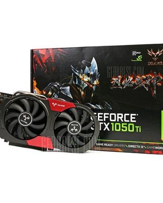 Colorful iGame 1050Ti Gaming Video Graphics Card