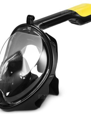 M2068G Full Face Snorkel Mask for Action Camera