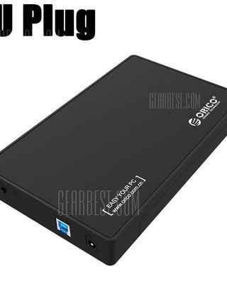 ORICO 3588US3 - V1 USB 3.0 Hard Disk Drive Enclosure Case