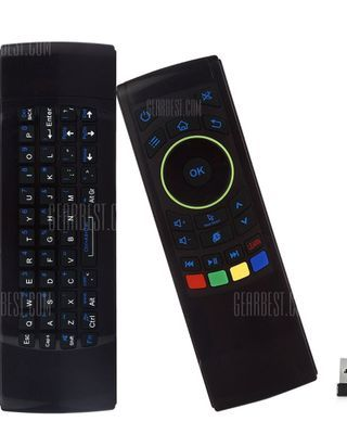 2.4GHz Wireless Air Mouse Remote Control