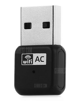 WS - WN681A1 Dual Band WiFi Adapter
