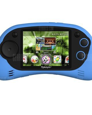 Oplayer MGS2702B Mini Handheld Game Console Controller