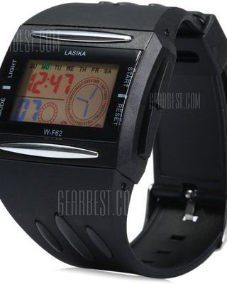 Lasika WF62 LED Sports Watch