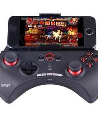 IPEGA PG-9025 Rechargeable Multimedia Bluetooth Controller Black