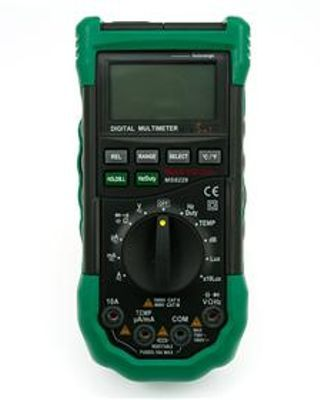 Mastech MS8229 Autoranging Digital Multimeter with Reading Hold