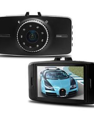 G5WH Novatek 96650 3.0 inch 1080P FULL HD H.264 30fps 4X Digital Zoom 170 Degree Car DVR with WDR and Motion Detection G-sensor